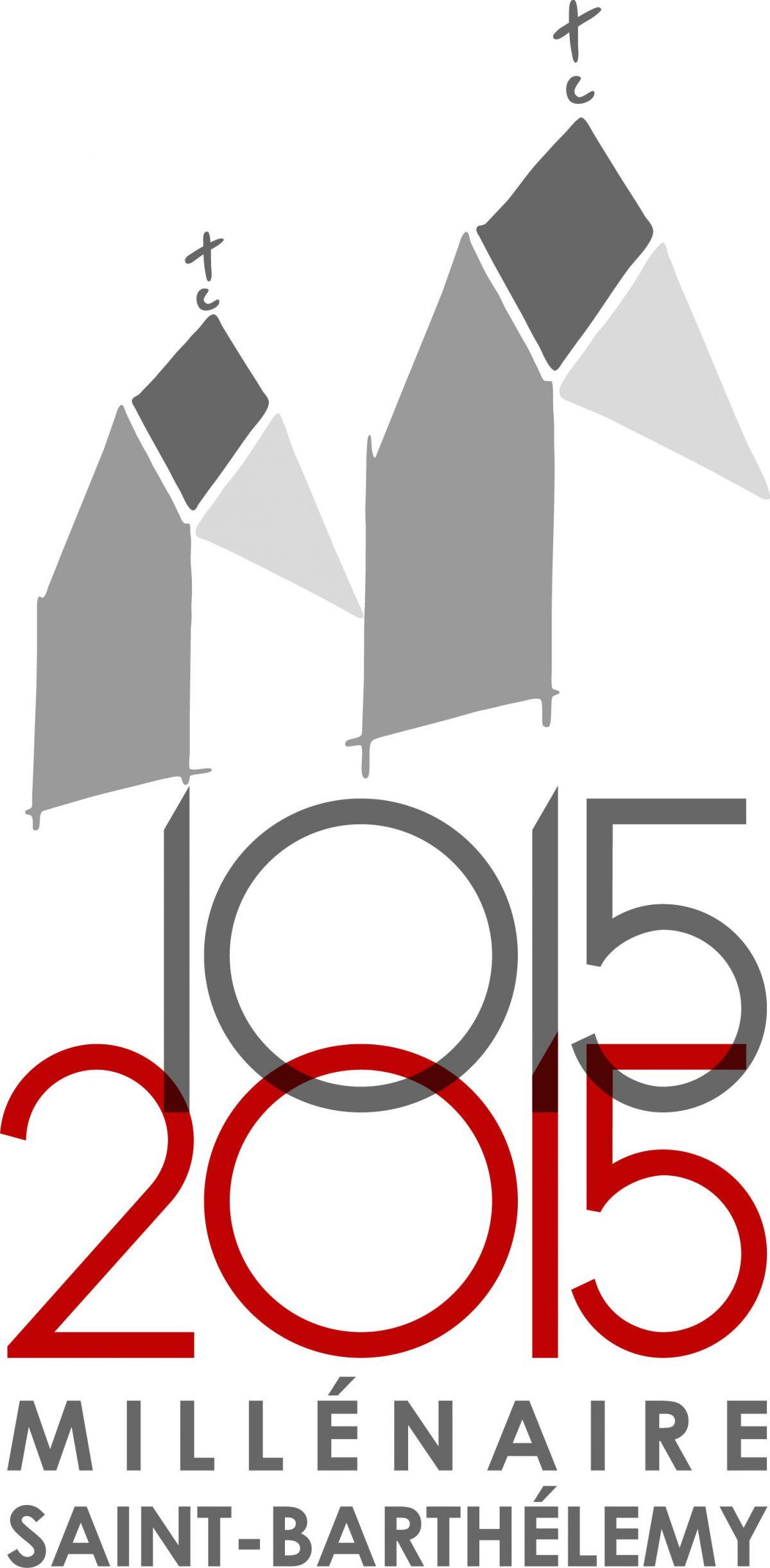 2015 – Millénaire de Saint-Barthélemy