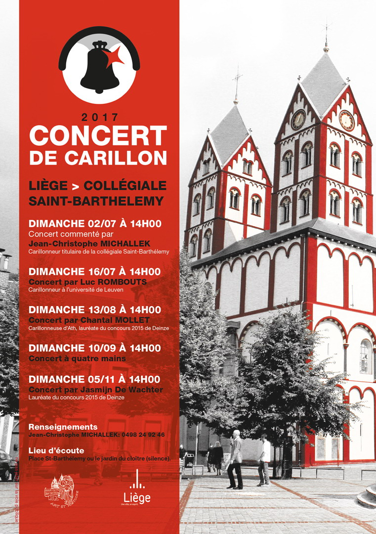 CONCERTS de CARILLON à Saint-Barthélemy
